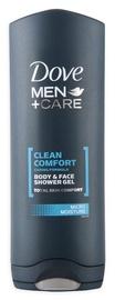 Гель для душа Dove Men Clean Comfort, 400 мл