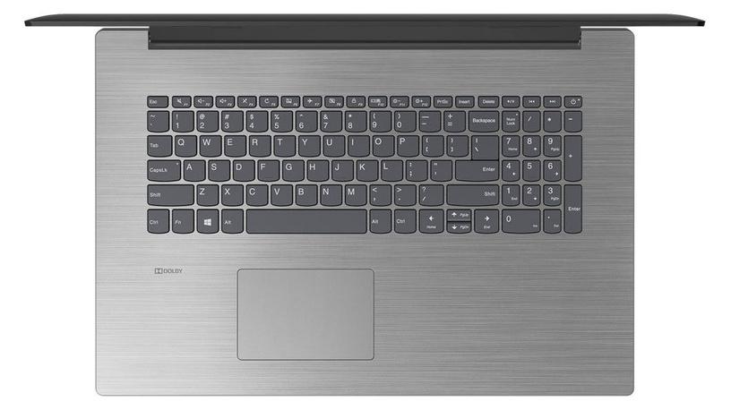 Lenovo IdeaPad 330-17 Black 81FL005KPB