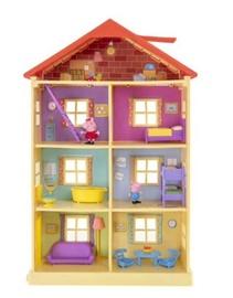 TM Toys Peppa Pig Peppas Family Home