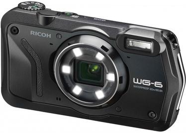 Ricoh WG-6 Digital Camera Black Kit