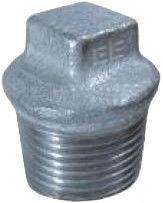 "STP Fittings Radiator Tap with External Tap Zinc 1 1/2"""