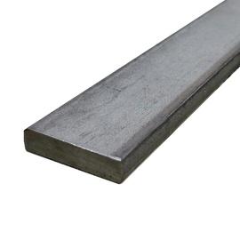 Steel Strip S235 4x20mm 2m Gray