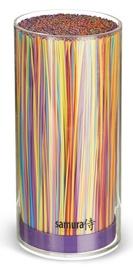 Samura Brush Block Universal Knife Holder Colorful