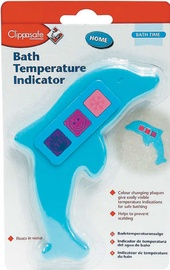 Clippasafe Bath Temperature Indicator Dolphin