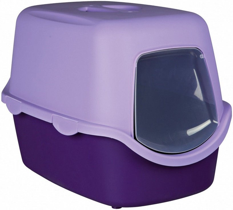 Trixie 40274 Vico Litter Tray With Dome