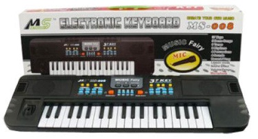 Tommy Toys Electronic Keyboard MS-008
