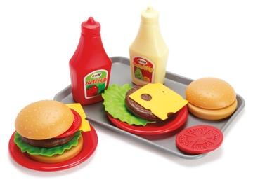 Dantoy Burger Set 4670