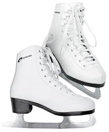 Spokey Classic White Ice Skates 38-41