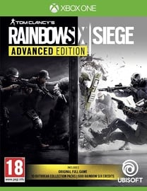 Tom Clancy's Rainbow Six: Siege Advanced Edition incl. 10 Collection Packs and 600 Credits Xbox One