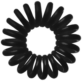 Invisibobble Hair Rings 3pcs Black