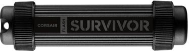 USB флеш-накопитель Corsair Survivor Stealth, USB 3.0, 32 GB