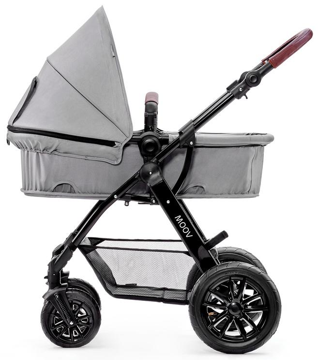 Universaalne vanker KinderKraft Moov 3in1 Gray