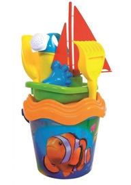 Набор игрушек для песочницы Adriatic Fish 48080, 6 шт.
