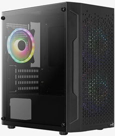 Aerocool Trinity Mini G V2 mATX Mini Tower Black