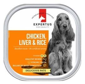 Expertus Chiken Liver & Rice Paste 300g