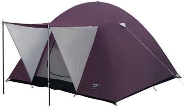 Kolmekohaline telk High Peak Texel 3 10073, violetne