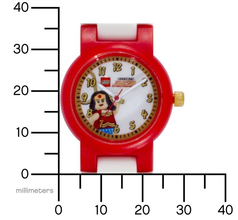 LEGO Minifigure Link Buildable Watch Wonder Woman 8020271