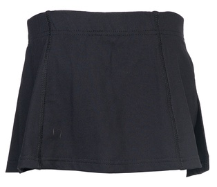 Bars Womens Tennis Skirt Black 16 140cm