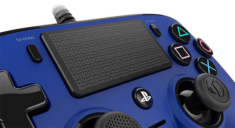 Nacon Wired Compact Controller Blue