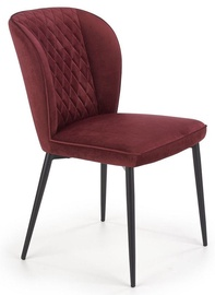 Halmar Chair K399 Dark Red