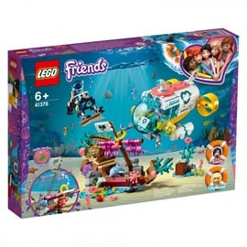 Lego Blocks Friends Dolphin rescue 41378