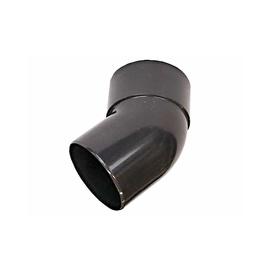 Scala Plastics Rain Drainage System Turn 50mm Brown 67°
