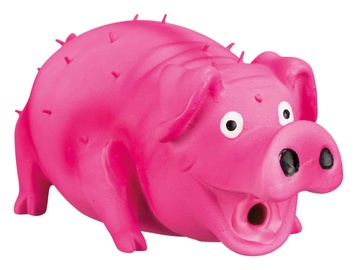 Trixie Dog Toy Bristle Pig Assortment 21cm
