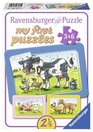 Ravensburger Mini My First Puzzle 065714