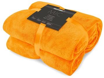Одеяло DecoKing Mic Orange, 240x220 см