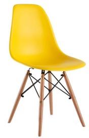 Стул для столовой Signal Meble Enzo Yellow