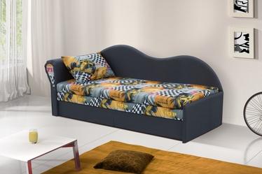 Диван-кровать Idzczak Meble Wenus Dark Grey, 214 x 75 x 85 см
