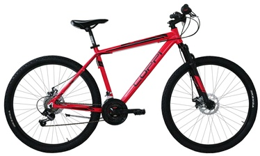 """Jalgratas Coppi MTB Man Red/Black, 19"""", 27"""""""