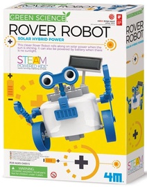 4M Green Science Rover Robot 03417