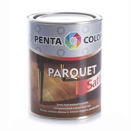 Pentacolor Parquet Lack Semi Mat 0.9l