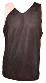 Bars Mens Basketball Shirt Black/White 171 M