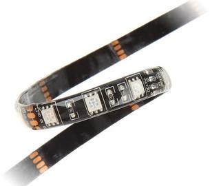 Aqua Computer RGB-LED Strip IP65 25cm Black