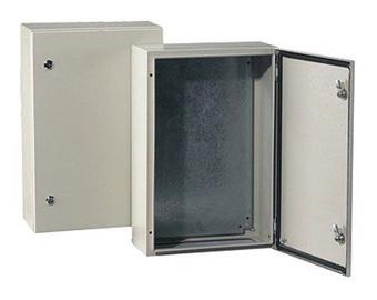 Tibox Automatic Switch Panel ST5 725 IP66 700x500x250mm