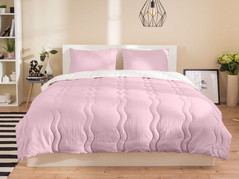 Dormeo Good Morning/Night Duvet Violet 200 x 200cm
