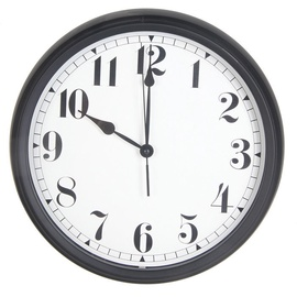 4Living Bistro Wall Clock 36cm Black