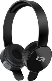 Qoltec 50817 Bluetooth On-Ear Headphones Black
