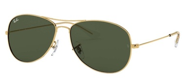 Ray-Ban Cockpit RB3362 001 59mm Green Classic G-15