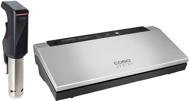 Caso Set Cacuum System & SousVide Cooker
