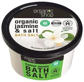 Organic Shop Bath Salt Kashmir Jasmin 250ml