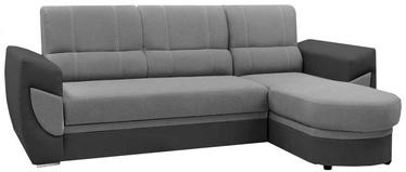 Угловой диван Idzczak Meble Trendi Bahama 31/35 Gray, правый, 250 x 170 x 97 см