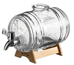 Kilner Barrel Dispenser 0025.793 1L