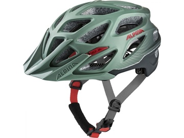 Alpina Sports Mythos 3.0 L.E. Helmet 52-57 Dark Green