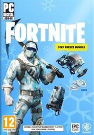 Fortnite Deep Freeze Bundle PC