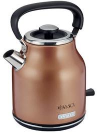 Электрический чайник Ariete Bollitore Classica 2864, 1.7 л