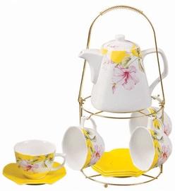 Mayer & Boch Tea Set Yellow 24736