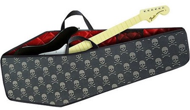 Mad Catz Gig Bag Carrying Case For Rock Band and Guitar Hero Guitars